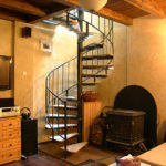 Kisgeresd vendégház, nappali 2